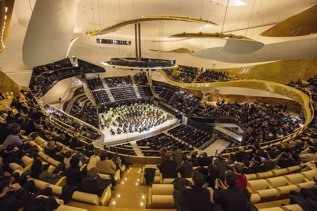 Auditorium de la Philharmonie de Paris