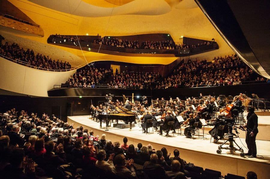 Orchestre Philharmonie de Paris - Gala 15-01-2015