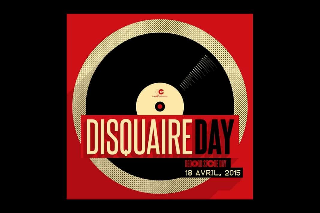 affiche du Disquaire Day 2015