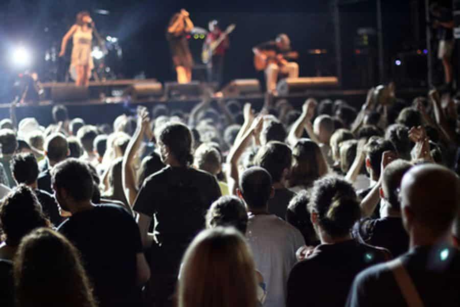 Les 10 ans de musiques actuelles sur France 4 : le concert