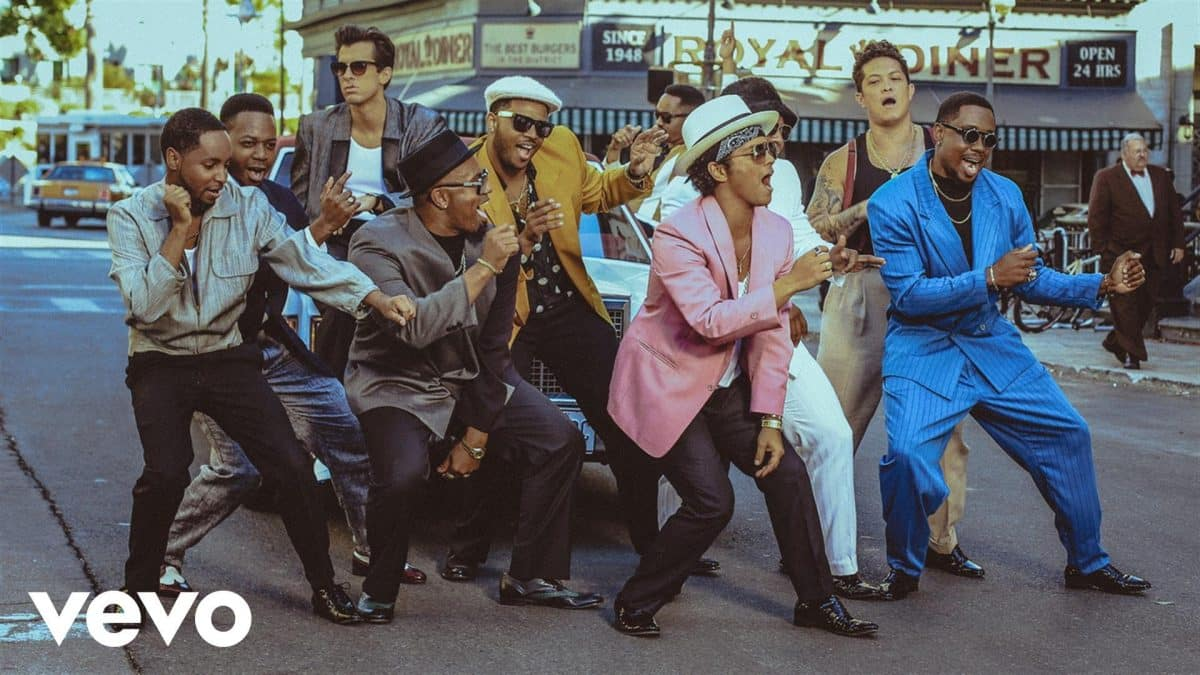 Bruno Mars «Uptown funck»