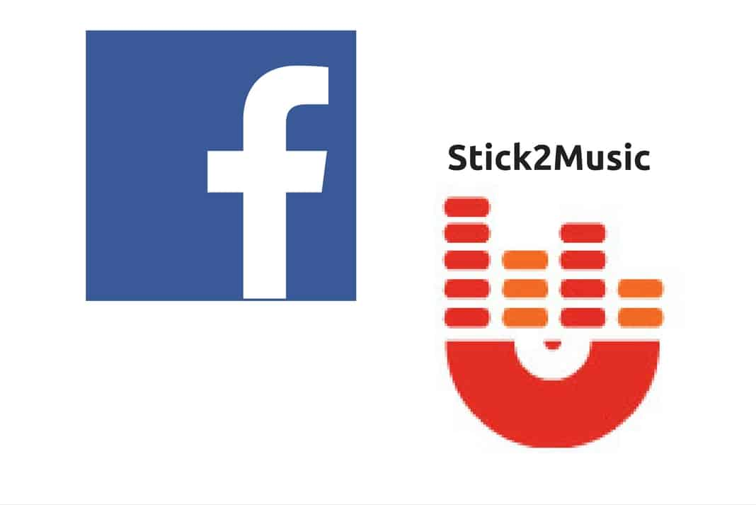 Facebook Stick2Music : une page active