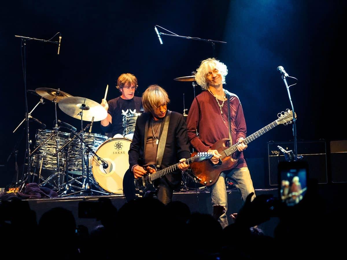 Téléphone : épopée du premier groupe de rock français