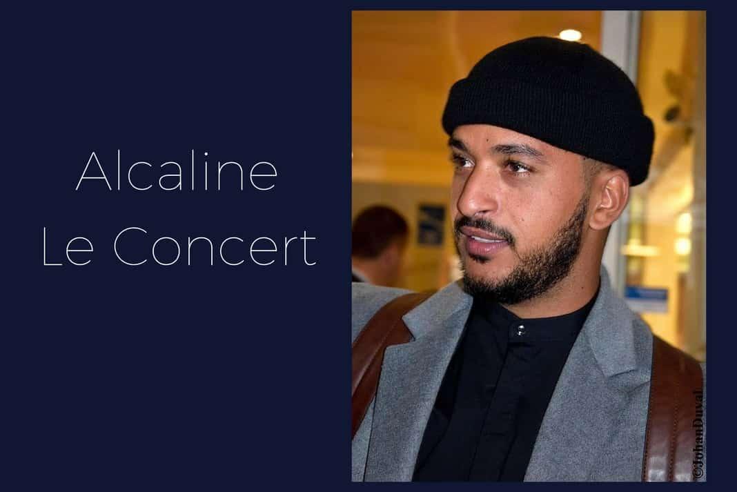 Slimane en concert dans Alcaline sur F2
