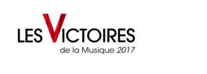 Logo Victoires de la musique 2017