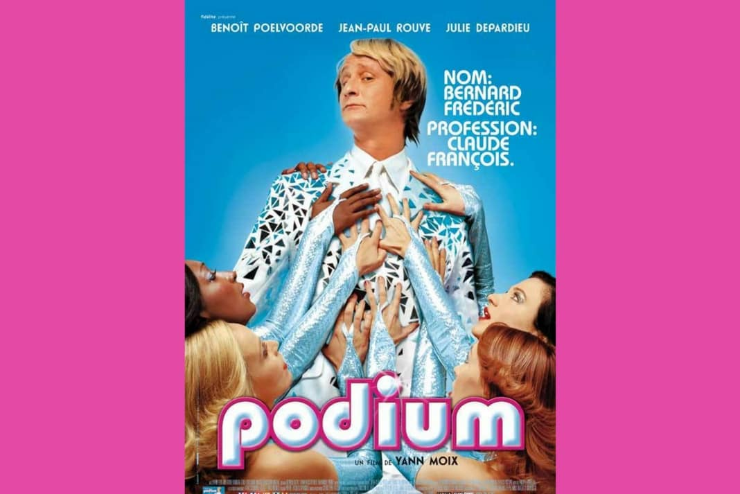 Podium , le film de Yann Moix