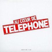 Pochette album Téléphone Au coeur de telephone