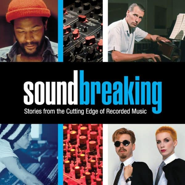 Couverture Soundbreaking