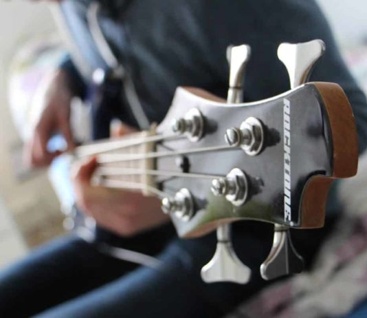 Guitariste, bassiste