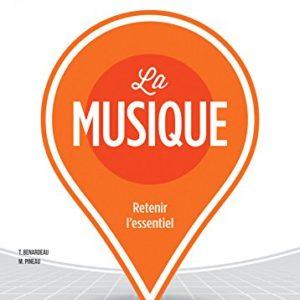 Couverture livre La Musique dans la collection Repères pratiques chez Nathan - 2016