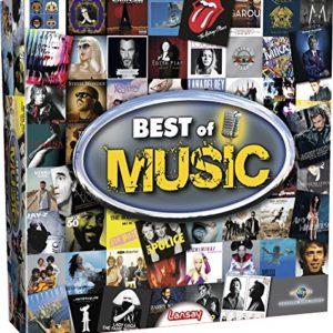 Boîte de jeu Best of Music - Lansay