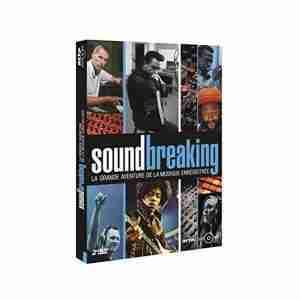Coffret 6 dvd SoundBreaking, la grande aventure de la musique enregistrée
