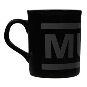 Mug Muse noir sous licence officielle
