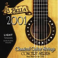 Cordes guitare classique LaBella 2001 concert series