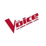 Logo The Voice - itv studios - tf1
