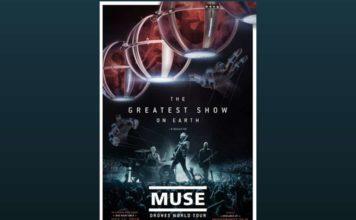 Affiche Drones World Tour au cinéma