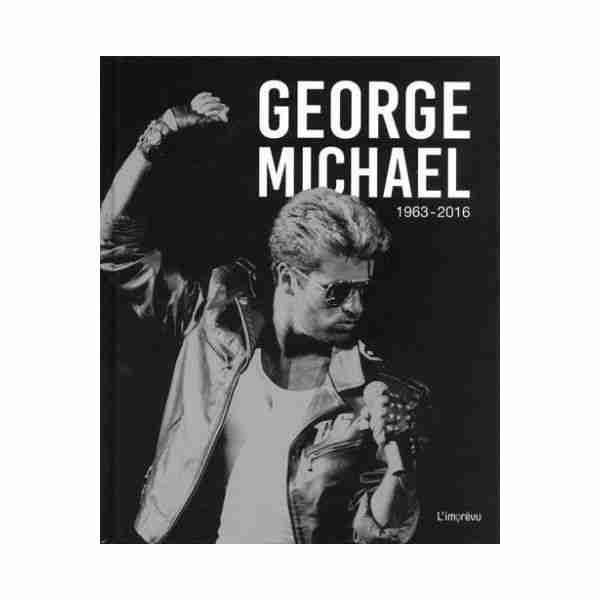 Livre George Michael 1963-2016