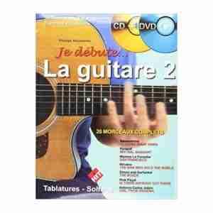 Méthode de guitare Je debute la guitare 2