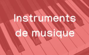 Rayon Instruments de musique de la boutique Stick2Music
