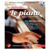 "Couverture de la méthode de piano ""Je débute le piano"""