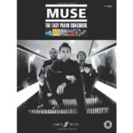 Couverture Partitions Muse The easy piano songbook