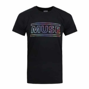T-shirt Muse Officiel Second Law