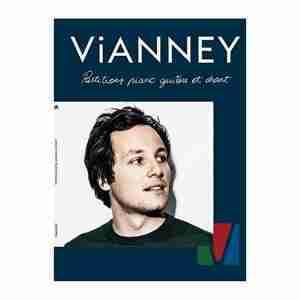 Recueil de partitions du chanteur Vianney