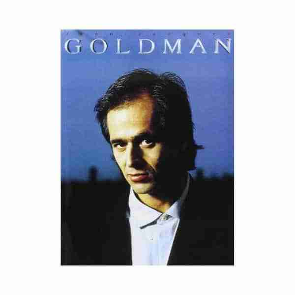 Livret partitions Jean-Jacques Goldman