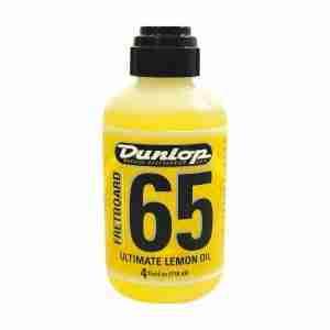 Flacon de Dunlop 65 fretboard huile de citron guitare